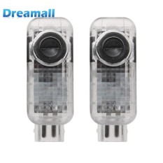 2pcs Universal Car LED Door Light Project Shadow Lamp