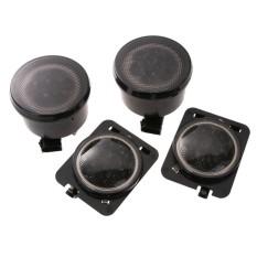 Harga 2 Pcs Roda Eyebrow Light 2 Pcs Front Grill Lampu Untuk Jeep Wrangler Jk 07 15 Intl Dan Spesifikasinya
