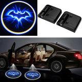 Tips Beli 2 Buah Wireless Led Pintu Mobil Selamat Datang Di Proyektor Laser Batman Bayangan Cahaya Yang Bagus