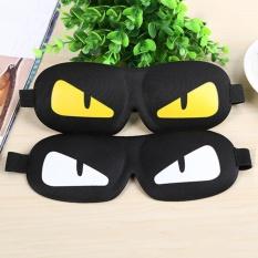 Review Tentang 2 Pcsfantesy 3D Tidur Masker Lembut Mata Blinder Tidur Masker Shade Menutupi Untuk Perjalanan Nap Shift Karya Camping Hadiah Intl