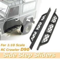 2 Pcs Pair Metal Side Pedal Plate Untuk 1 10 Crawler Model Mobil Rc4Wd D90 Body Black Intl Not Specified Diskon 30