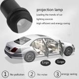 Jual Cepat 2X Mobil Otomatis Spotlight Led Proyektor Selamat Datang Bayangan Lampu Logo Pintu Lampu Intl