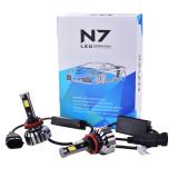 Beli 2 X Led H8 H9 H11 Lampu Penerangan 9600 Lumen 80 Watt Bohlam Konversi Sinar 6000 Kb Ld910 Online Indonesia