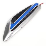 Promo 2 X Sisi Setir Mobil Universal Blade Memimpin Cahaya Fender Kampanye Versus Lampu Tanda Belok Biru Oem Terbaru