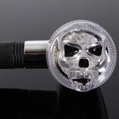 Jual 2X Universal Motor Skeleton Skull Kepala Turn Sinyal Lampu Stalk Indikator Lampu Putih Not Specified Online