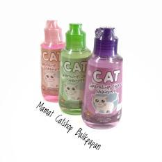 3 Botol Shampo Sparkling Cat untuk Hewan ukuran 125 ml