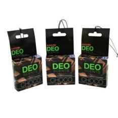 Review Toko 3 Buah Kagumi Deo Scents Parfum Mobil Pengharum Ruangan Aroma Coklat