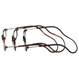 Jual 3 Buah Paket Hemat Kacamata Baca Magnetic Lipat 1 5 Hitam Coklat Macan Tutul Not Specified Di Tiongkok
