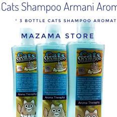 3 buah RAID-ALL Cats Shampoo Aromatherapy 200 ml / Cat Shampo / Cat Aromatherapy Shampoo / Shampoo Kucing / Shampoo Aroma Untuk Kucing / Cat Fragrance Shampoo / Shampoo Wangi Kucing / Shampoo Dan Conditioner Untuk Kucing