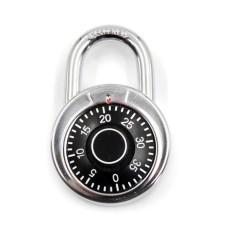 Kombinasi 3-Tombol Penyetel Password Gembok untuk Asrama Pintu Loker Gimnasium Kode Kunci-Internasional