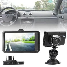 3'' full 1080P Car Vehicle Dashboard DVR Video Camera Recorder Dash Cam - intl