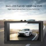 Harga 3 Hd Mobil Kendaraan Dvr Cctv Dash Kamera G Sensor Video Cam Perekam Usb Motion Intl Fullset Murah