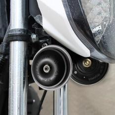 Universal 12 V 110dB 510Hz Motor Klakson Siput Listrik Keras Suara Speaker-Intl. IDR 83,000 IDR83000. View Detail. 3