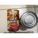 Beli 4 Pcs Vitapet Lamb Beef Chicken *d*lt 400 Gr Dog Food Makanan Anjing Kaleng Di Riau