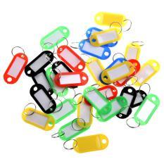 Perbandingan Harga 30 X Kunci Plastik Berwarna Fobs Penitipan Id Tag Label Gantungan Kunci Dengan Kartu Nama Ideal Di Hong Kong Sar Tiongkok