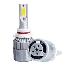Harga 300 W 30000Lm 9006 6000 K Lampu Led Putih Shakeproof Mobil Headlight 12 V 24 V Intl