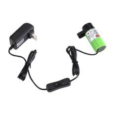30 W 12 V Mini Pompa Celup Bersih Kolam Grooving Mesin Bor Alat-Intl