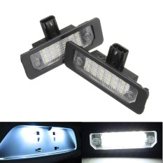 311272643600 Ford License Plate Lampu Lampu Assembly Kiri atau Kanan RH untuk Lincoln Mercury-Intl