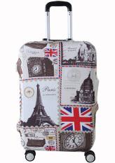Diskon 32 Inch Travel Luggage Koper Penutup Pelindung Bag Xl Intl Akhir Tahun