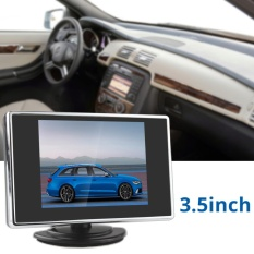 3.5 Inch 320x234 Berukuran Kecil Warna Tft-Lcd Display Car Rear View Monitor Dengan 2-Channel Video Input-Intl By Epathchina Store.