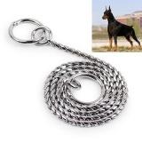 35 Cm Pet P Chain Kerah Hewan Peliharaan Pet Leher Tali Anjing Neckband Rantai Ular Rantai Anjing Logam Padat Rantai Anjing Kerah Intl Asli
