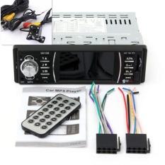 3 6 Hd Bluetooth Mobil Stereo Mp5 Player Radio Fm Usb Sd Aux In Dash Kamera Belakang Internasional Original