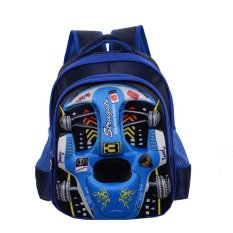 Diskon 3D Menjalankan Mobil Boy S Tas Sekolah Anak Ransel Color Main Pic Intl Mikanoni Kisnow Di Tiongkok