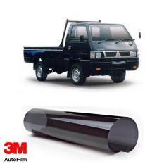 (GRATIS PASANG) 3M Kaca Film Mobil Mitsubishi L300 - Paket Eco Black