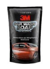 3M Car Shampo Cuci Mobil Refill - Shampo Pembersih Mobil - 1 Pouch - Hitam