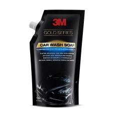 3M Car Wash Soap Pouch Gold Series - Shampo Cuci Mobil - Hitam
