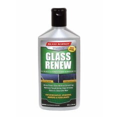 Harga Unelco Glass Renew 8 Oz 240 Ml Penghilang Jamur Kaca Hijau 3M Baru