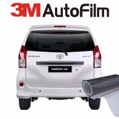 Miliki Segera 3M Kaca Film Blackbeauty Medium Car Kaca Belakang Mobil