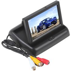 4,3 Inci Hd 480 Jam X 272 V Resolusi 2 Saluran Input Video Tft-Lcd Tampilan Belakang Mobil Monitor - International By Epathchina Store.