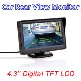 Diskon Produk 4 3 Inci Hd Layar Lcd Tft Monitor Digital Layar Warna 4 3 Inci Sobat Ntsc For Tampilan Belakang Mobil Kamera Mundur