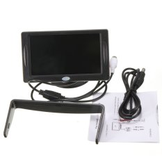 Jual 4 3 Inci Hd Tft Lcd Monitor Digital Layar Warna For Tampilan Kamera Belakang Mobil Terbalik Branded