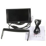 Spek 4 3 Inci Hd Tft Lcd Monitor Digital Layar Warna For Tampilan Belakang Mobil Membalikkan Kamera Internasional