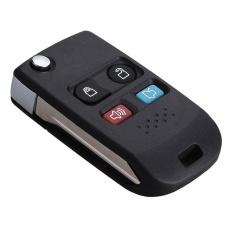 Rp 91.584 4 Tombol Remote Kunci Fob Protective Shell Case untuk ...