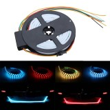 Toko 4 Warna Jenis Aliran Led Strip Tailgate Trunk Turning Signal Brake Reversing Light Intl Murah Di Tiongkok