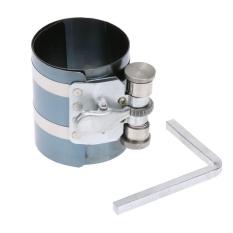 4 Inch Mesin Mobil Piston Ring Alat Kompresor Installer Band Ratcheting-Intl