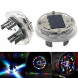 Toko 4 Mode 12 Led Mobil Auto Solar Energi Flash Roda Ban Lampu Lampu Dekorasi 1 Buah Internasional Oem Online