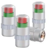 Harga 4 Buah 2 2Bar 32Psi Kampanye Versus Peringatan Tekanan Udara Otomatis Batang Katup Tutup Monitor Sensor Mobil Joylivecy Asli