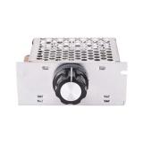 Spesifikasi 4000 W 220 V Ac Scr Kecepatan Motor Light Controller Modul Tegangan Regulator Dimmer Murah Berkualitas