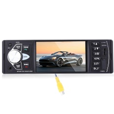 Ulasan Mengenai 4022D 4 1 Inch Car Mp5 Player Stereo Audio Bluetooth Tft Screen Fm Station Video With Remote Control Camera Intl