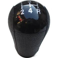 5 Kecepatan MT Tongkat Persneling Tombol Shift Warna: Hitam