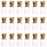Toko 50 Buah 5 Ml Mini Isi Ulang Parfum Kaca Kosong Botol Kaca Minyak Esensial With Gabus Sumbat Botol Penampung Online Tiongkok