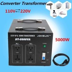 5000 Watt Heavy Duty Voltage Regulator Converter Transformer - intl