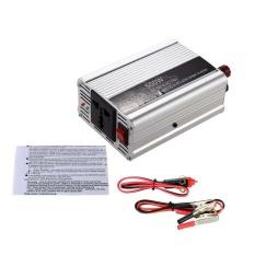 500 W DC12V untuk AC220V Portable Modified Sine Wave Power Inverter Charger BARU-Internasional