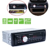 Jual Beli 5983 Car In Dash Stereo Audio Fm Aux Input Receiver Sd Usb Mp3 Wma Radio Player 1 Din Intl Tiongkok