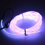 Spesifikasi 5 M Led Light Glow El Kawat Strip Rope Tube Car Dance Party 12 V Driver Inverter Pueple Warna Intl Yang Bagus