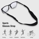 Diskon Produk 5 Pcs Olahraga Kacamata Elastis Leher Tali Retainer Cord Jaringan Pemegang Lanyard For Kacamata